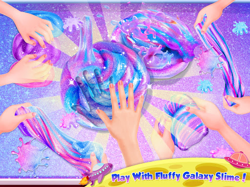 Image of DIY Glitter Galaxy Slime Maker 1.0 2