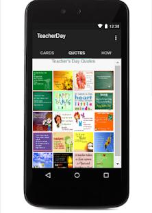 Happy Teacher Day - náhled