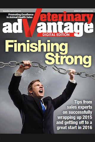 Vet-Advantage Magazine- screenshot