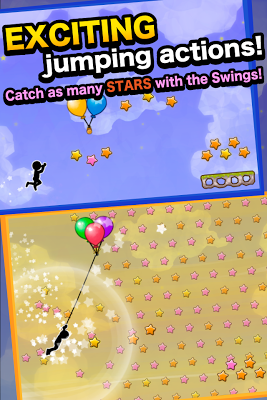 StarrySwings - screenshot