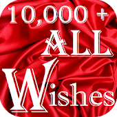 Tải Game 10,000+ Wishes App, All Wishes Images & Greetings