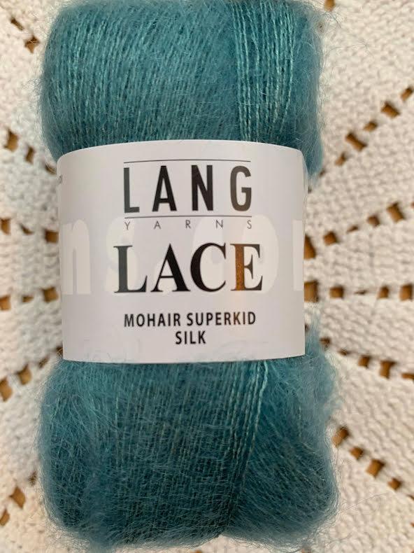 Lang - Lace Aqua 74
