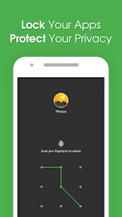 AppLocker | Lock Apps - Fingerprint, PIN, Pattern Screenshot