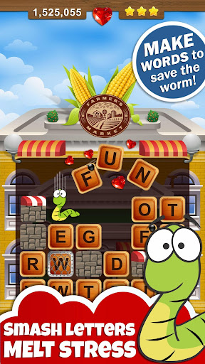 Word Wow Big City - Word game fun 1.8.77 screenshots 1