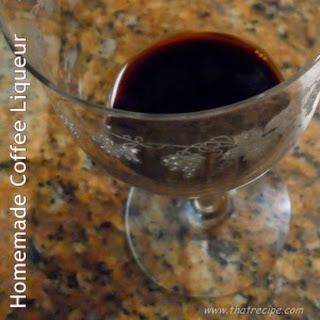 Homemade Kahlua Vodka Vanilla Bean Recipes