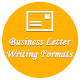 Business Letter Writing Formats APK