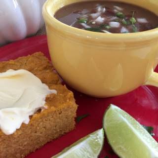 ARWB Soups, Stews and Chilis Round Up with Pumpkin Cornbread {Foodie Friday}