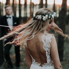 Wedding photographer Magdalena i tomasz Wilczkiewicz (wilczkiewicz). Photo of 29.11.2017