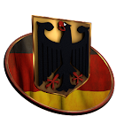 German Coat of Arms 3D icon