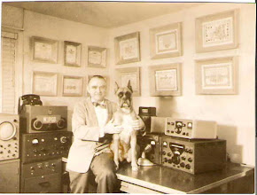 Photo: W3PGB Lee Roy Scott 1961
