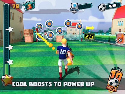 10 Shot Soccer- screenshot thumbnail