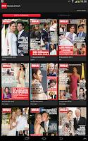 Screenshot of Revista ¡HOLA!