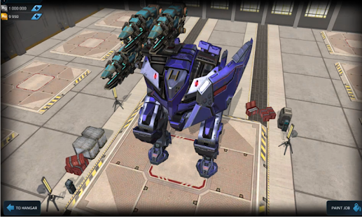 New PPSSPP Walking War Robots aka WWR Tips - náhled