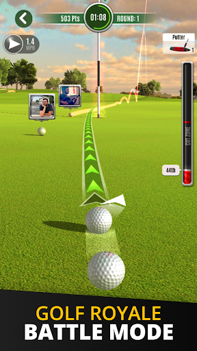 Ultimate Golf! android2mod screenshots 3