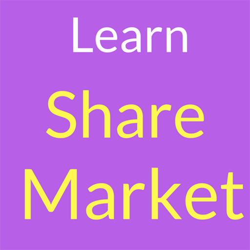 Learn Share Market-English,Marathi
