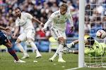 Le Real Madrid souhaite se débarrasser de deux joueurs cet hiver
