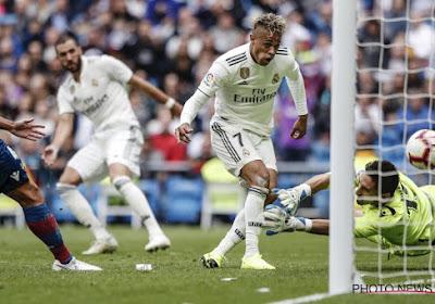 Blessure musculaire pour un joueur du Real Madrid