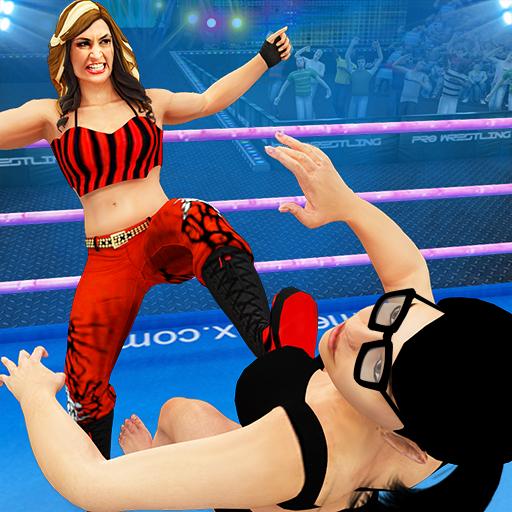Bad Girls Wrestling 2019: Hell Ring Women Fighting