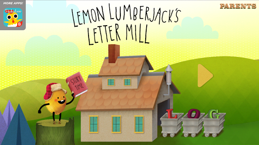 Lemon Lumberjack's Letter Mill