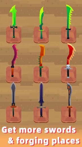 Épée de fusion - Maître du forgeron inactif  captures d'écran 2