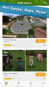 Addons for Minecraft 1