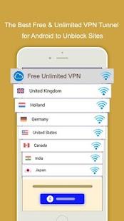 The Best Hotspot Shield Free VPN Proxy Services - náhled