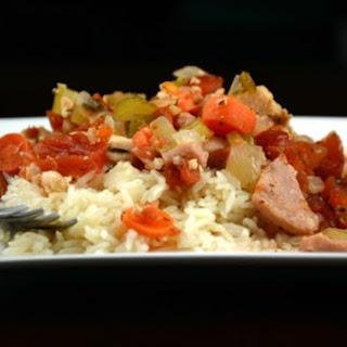 Bacon, Chicken and Veggies Recipe