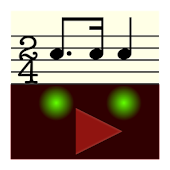 Music Notes Rhythm Trainer
