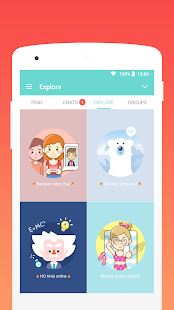 App SayHi Chat, Meet New People APK for Windows Phone