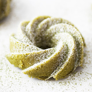 Matcha Tea Cakes Recipe