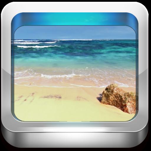 Ocean Wallpaper 旅遊 App LOGO-APP試玩