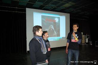 Photo: Présentation d'Eric Safar et de son projet homebrew Athnor : http://www.yaronet.com/posts.php?sl=172&s=165450