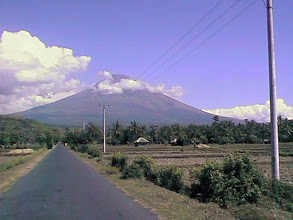 Photo: Mount Agung Bali