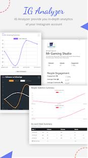 IG Analyzer - IG Automation Tools for PC / Windows 7, 8, 10