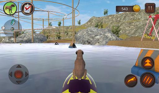 Boxer Dog Simulator apktram screenshots 8