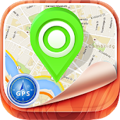 GPS Maps Live Location Tracker
