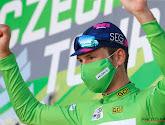 Jordi Meeus is na zege in tweede rit ook de snelste in de derde rit in Ronde van Tsjechië