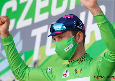 """Beloftenkampioen wil in eerste jaar in ploeg Sagan een profkoers winnen: """"Laten zien dat ik mijn plaats waard ben in World Tour"""""""