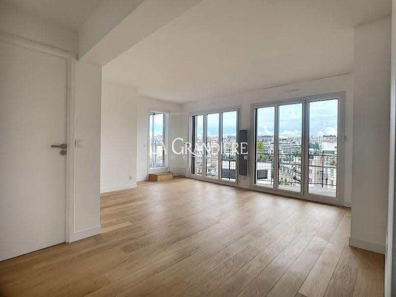 Location  studio 1 pièce 40 m² à Paris 16ème (75016), 2 250 €