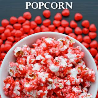 Cinnamon Heart Popcorn Recipe