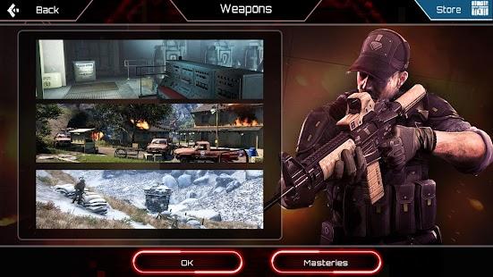 Critical Strike: Dead or Survival Screenshot