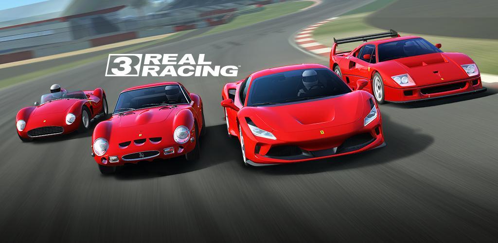 تحميل Real Racing 3 Apk أحدث إصدار 750 لأجهزة Android