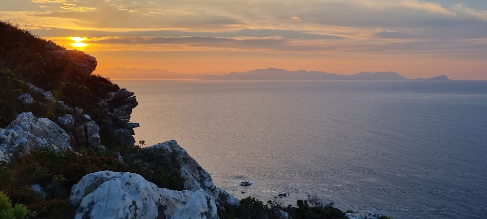 Dawn over the Hottentots-Holland