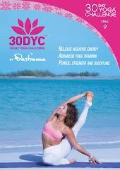Dashama Konah Gordon - 30DYC: 30 Day Yoga Challenge With Dashama Disc 9