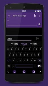 Velvet - Dark CM12.X theme v2.0