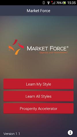 Market Force Screenshot