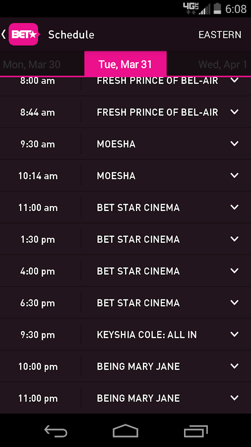 BET NOW - Watch Shows - screenshot