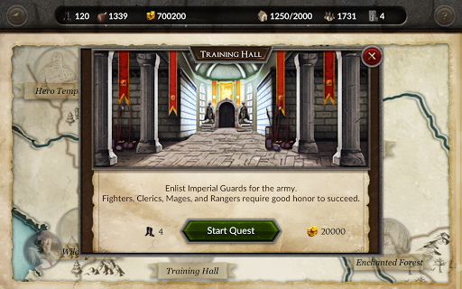 Conquest! android2mod screenshots 6