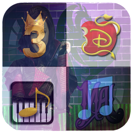 Piano Tiles For Descendants 2 2018