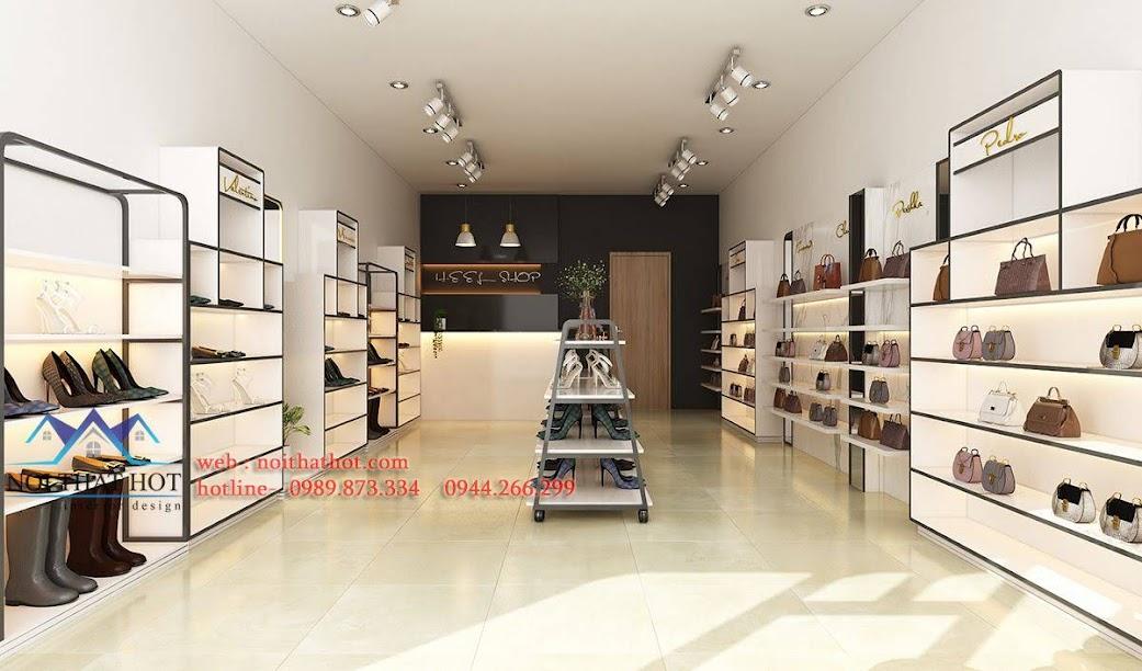 thiết kế shop giày dép túi xách heef 2